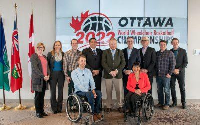 Canada bid to host 2022 IWBF World Championships in Ottawa
