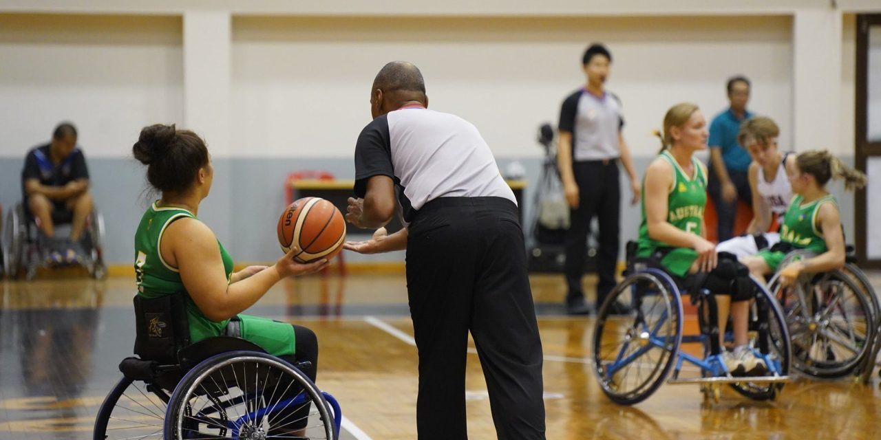 IWBF announce International Technical Officials selected for Tokyo 2020 Paralympic Games
