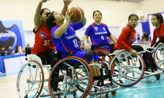 Thailand seal spot in Women's Division 1 semi-finals at Asia Oceania Championships