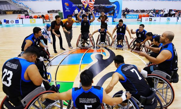 Malaysia crowned champions of Asia Oceania Championships Division B