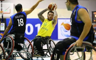Australia, Iran, Korea and Japan all progress to Asia Oceania Championships semi-finals
