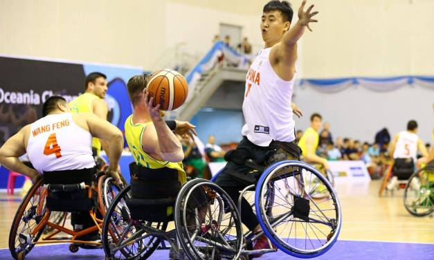Australia steady at the top of Division 1 at Asia Oceania Championships
