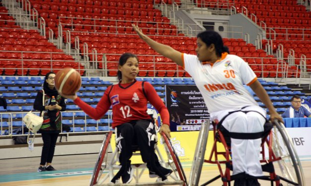 China and Cambodia get first wins at 2019 Asia Oceania Championships
