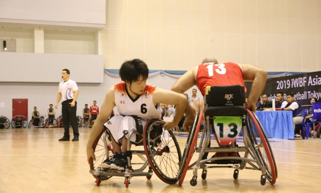 Japan and Australia head up Division 1 after day three of 2019 Asia Oceania Championships