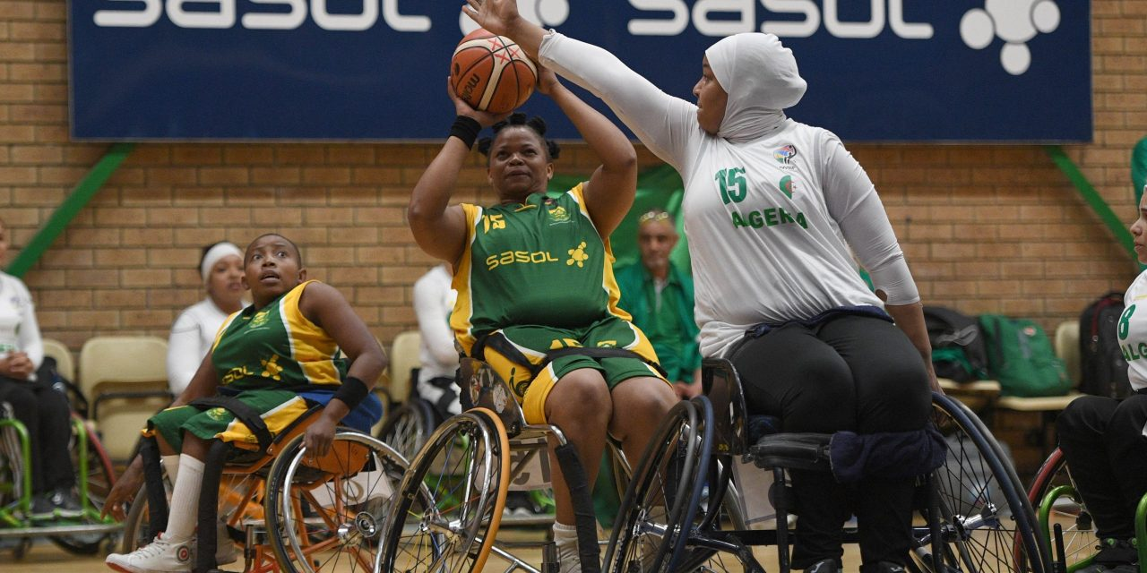 Algeria men and women open with wins at 2020 IWBF Afro Paralympic Qualifiers