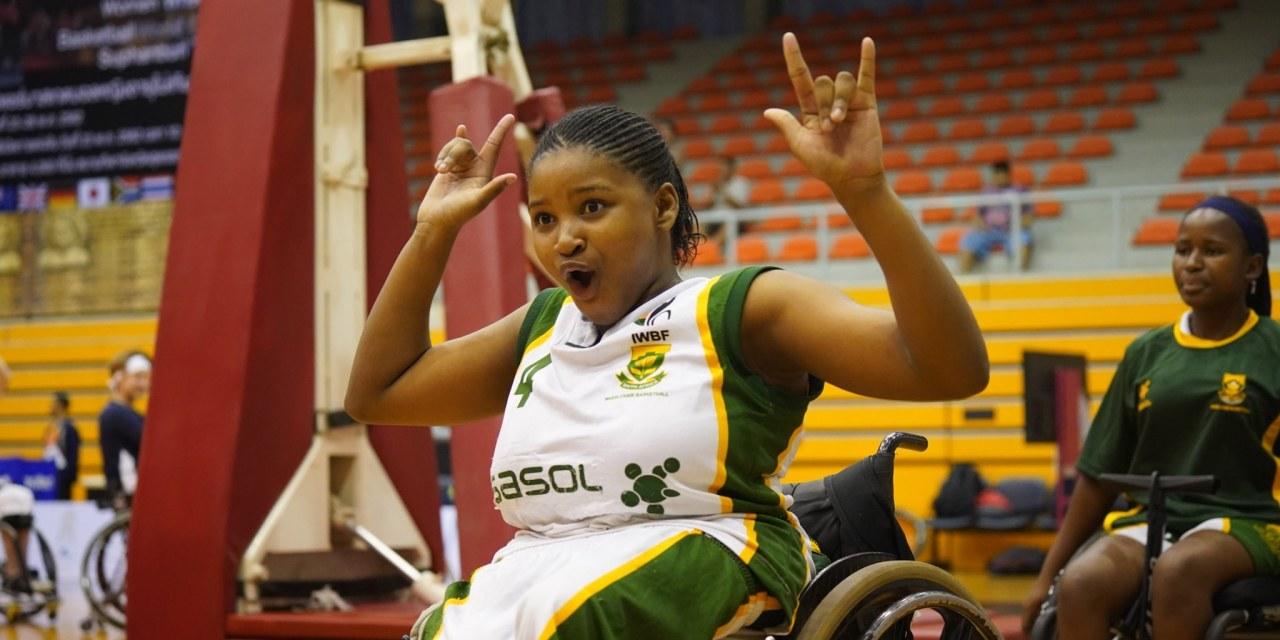Re-live memorable wheelchair basketball games