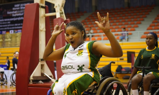 Re-live memorable wheelchair basketball games