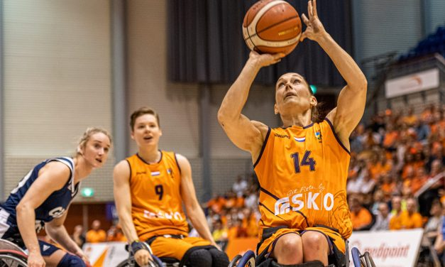 Netherlands' De Rooij looking to share her experience and insight