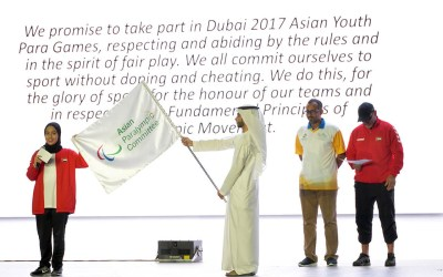 Wheelchair basketball to be part of 2021 Asian Youth Para Games in Bahrain