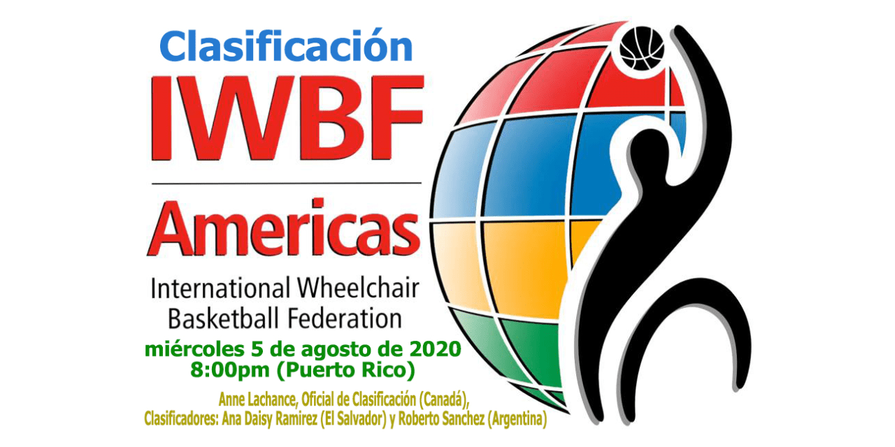 IWBF Americas host live broadcast to discuss classification