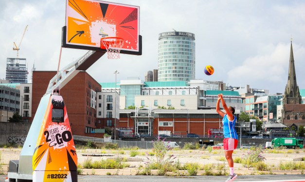 Birmingham 2022 unveils venue for 3×3 to mark two years to go