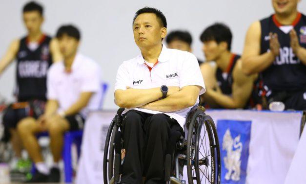 Korea's Head Coach Mr Han passes away