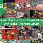 First ever Athletes' Forum for Asian Para-athletes announced