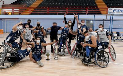 Unipolsai Briantea84 win the 2020 Italian Cup