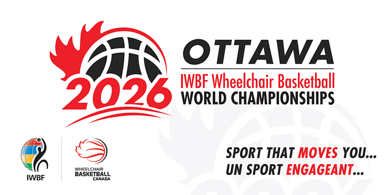 Canada To Host 2026 IWBF Wheelchair Basketball World Championships