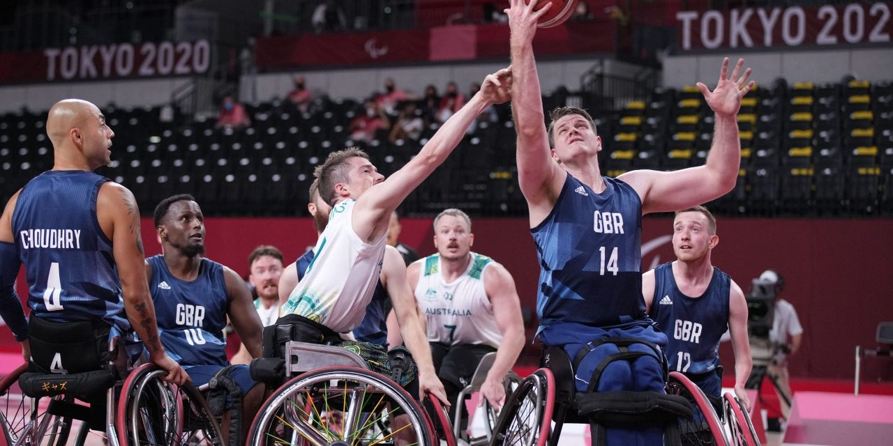 Tokyo 2020 Day 6: GB seize top spot in Group B, Germany survive Iran scare