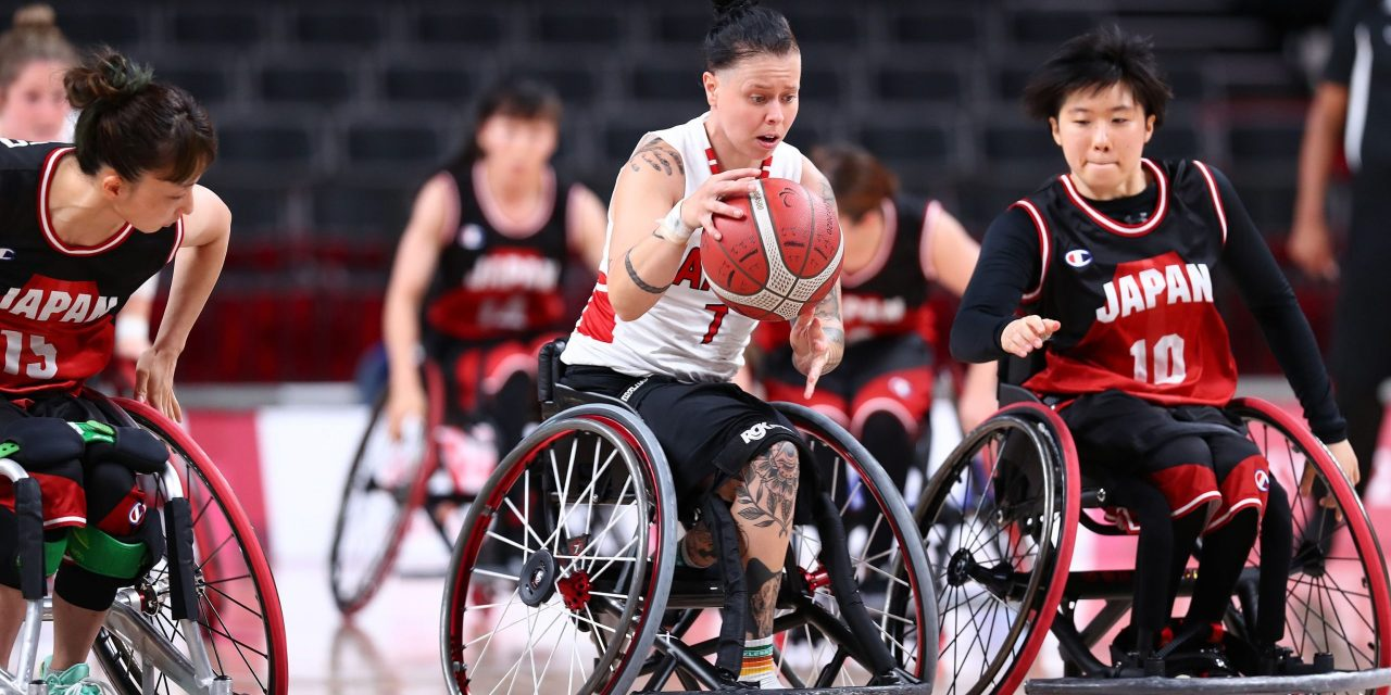 Bottom six places in women's wheelchair basketball competition finalised at Tokyo 2020