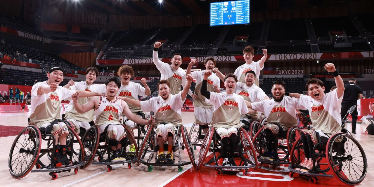 Shock upset as Japan knockout Australia to claim first ever Paralympic semi-final