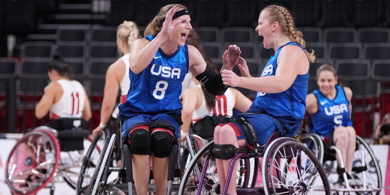 USA get payback on Canada to advance to Tokyo semi-finals