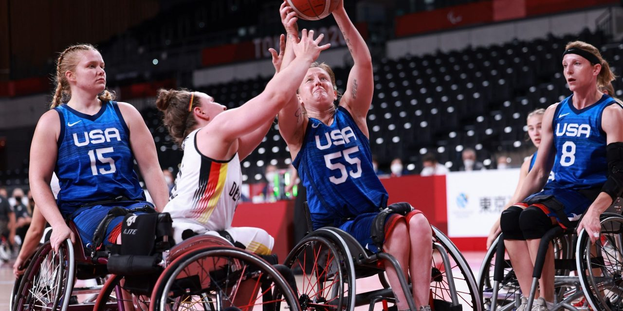 USA's team effort secures Paralympic Bronze