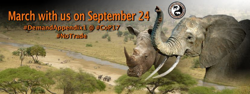 Global March for Elephant and Rhino