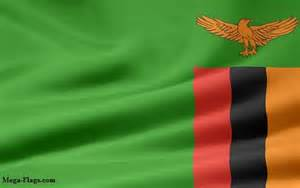 Zambian Flag