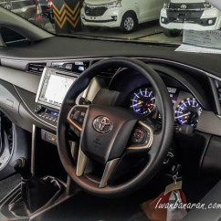 All New Kijang Innova Tipe V Camry 2.5 G Video Kupas Tuntas Interior 2016 Serasa Bukan Dashboard