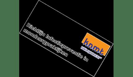 KNMT-richtlijn Infectiepreventie in mondzorgpraktijken