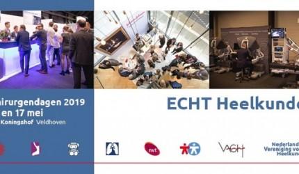 Chirurgendagen 2019: loepbrillen voor ECHTE chirurgen