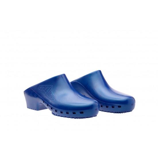 Calzuro Classic S metallic blauw