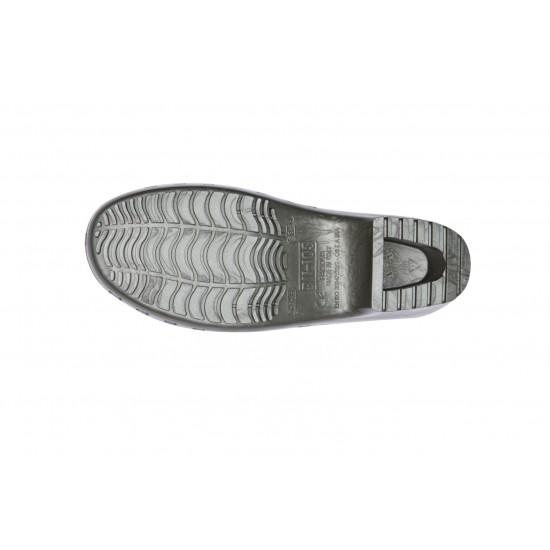 Calzuro Classic S metallic grijs