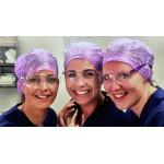 Spatbrillen om spataccidenten te voorkomen