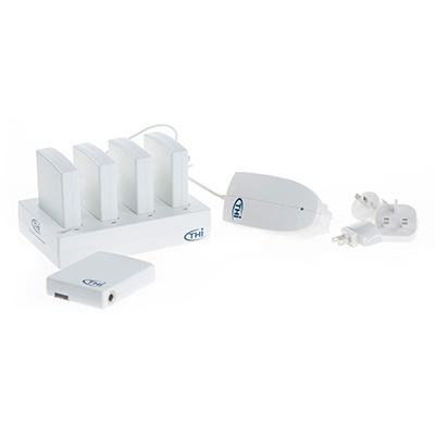 ViVi batterijen en oplaadstation