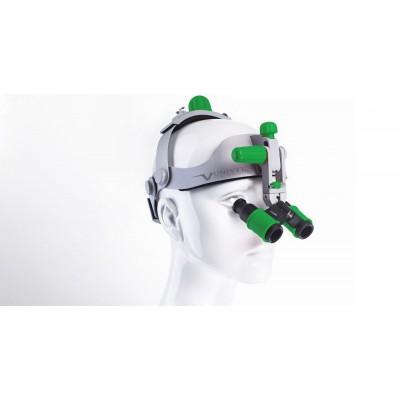 HEADGEAR prisma loepbril 6.0X