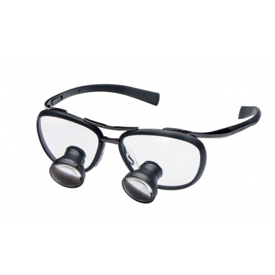 ITA loepbril galilean Black Edition