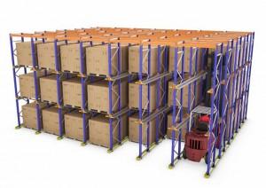 Drive in pallet racking | drive thru pallet racking | drive in pallet racking systems
