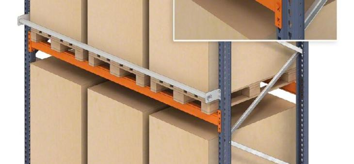 Pallet Racking components