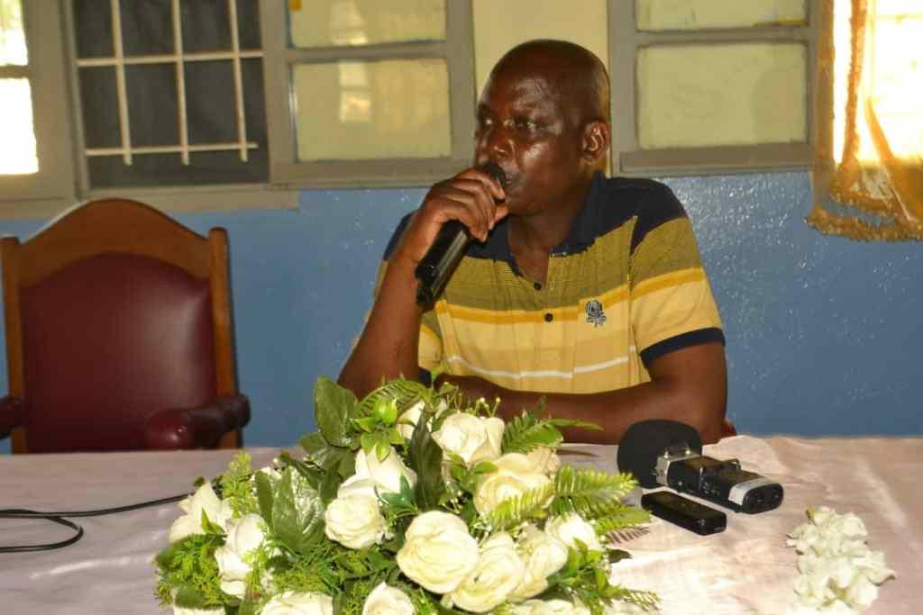 Coordonnateur principal du Réseau des Organisations des jeunes du Tanganyika.
