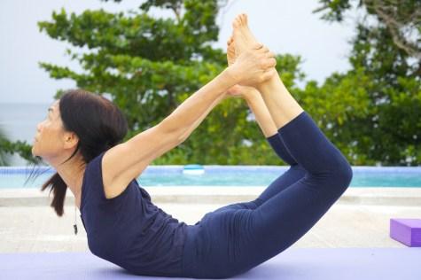 Iyengar Yoga - Improvers