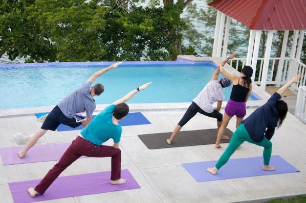 Iyengar Yoga Milton Keynes | iWellbeing | Moha Jenny Wong