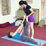 iyengar yoga class 3