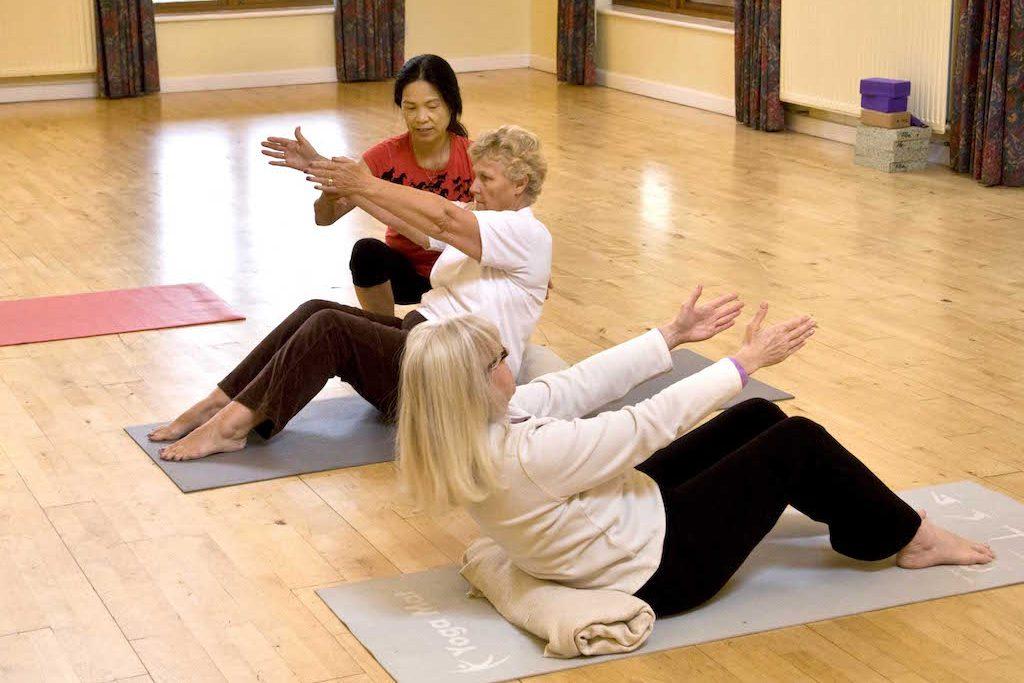 Pilates Milton Keynes | iWellbeing | Moha Jenny Wong