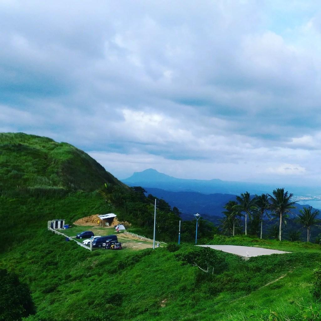 Mt Gulugod Baboy parking