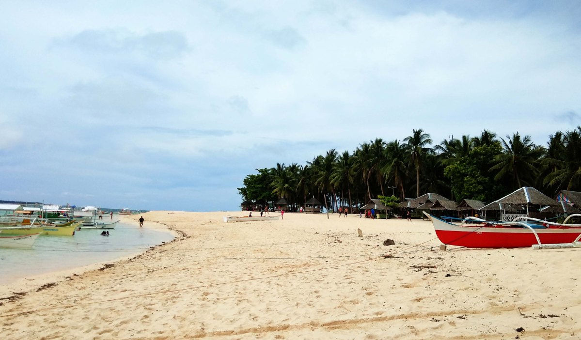 Island Hopping in Siargao- Naked, Daku and Guyam Island