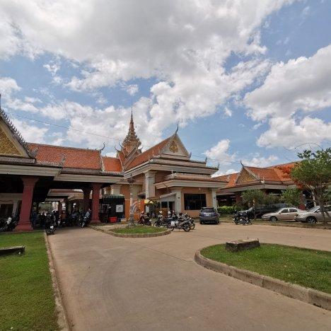 Traveling to Bangkok, Thailand from Siem Reap, Cambodia by Bus