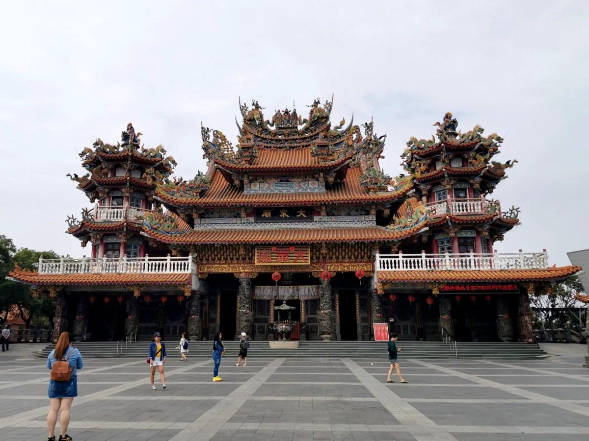 Sicao Dazhong Temple