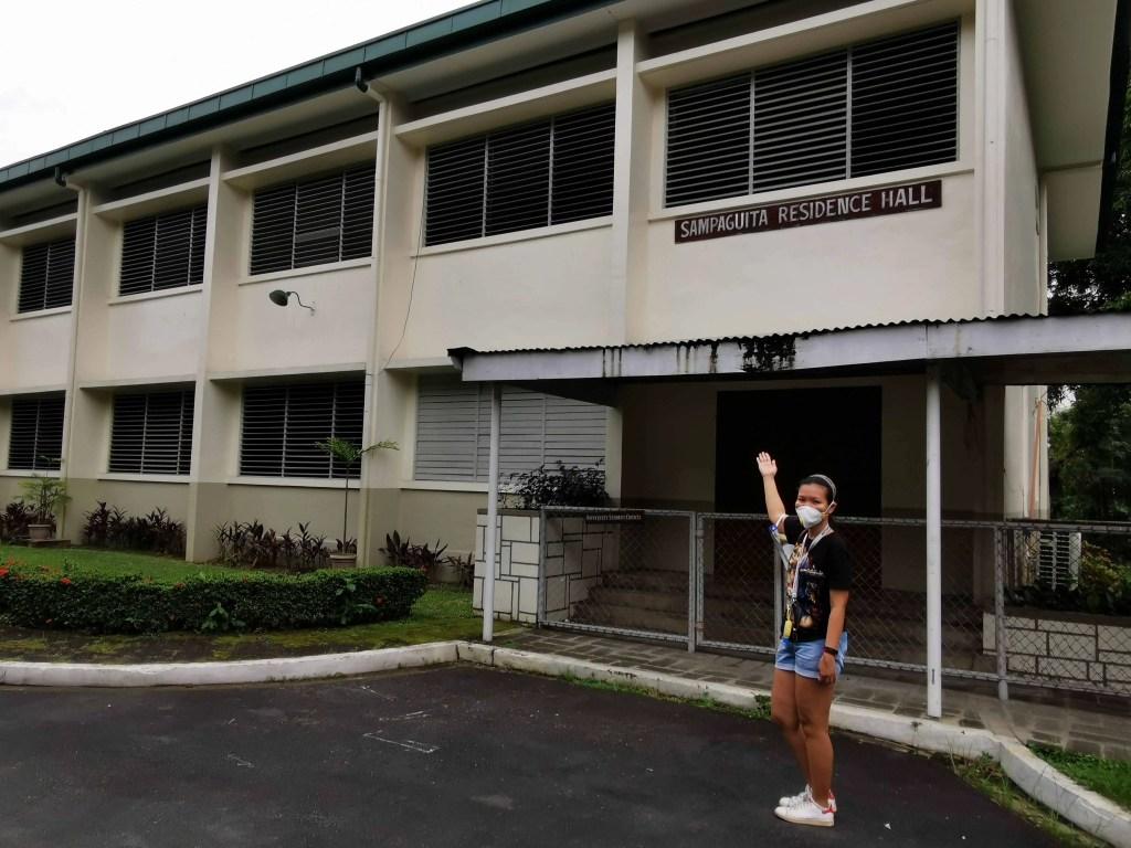 Sampaguita Residence Hall