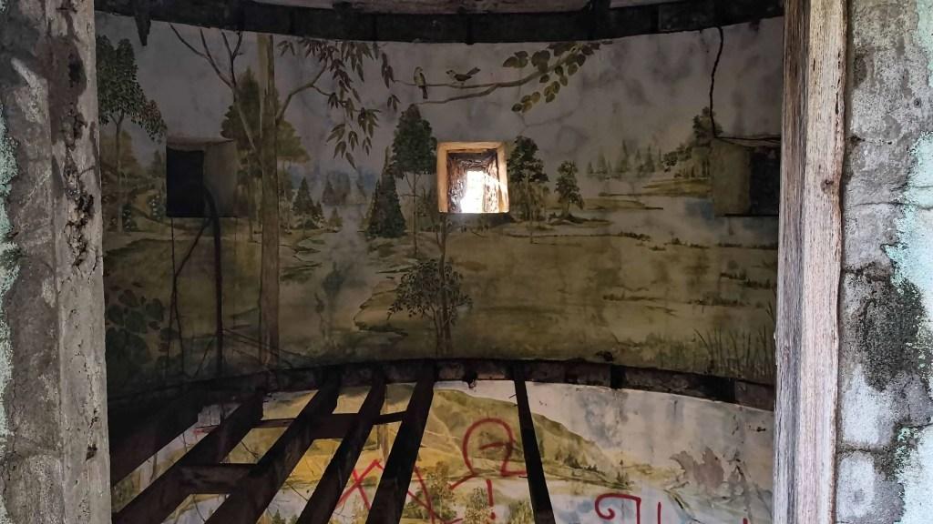Inside San Fernando Watchtower
