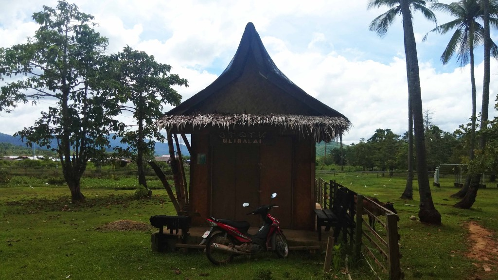 Kuya Norly's motorbike