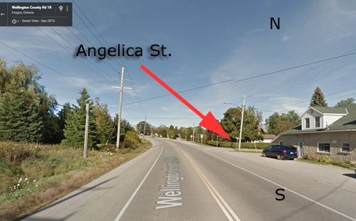 Angelica St